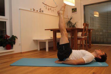 Grundübungen im Bodyweight Training - Beinheber